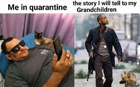 quarantine  story      grandchildren meme memezilacom