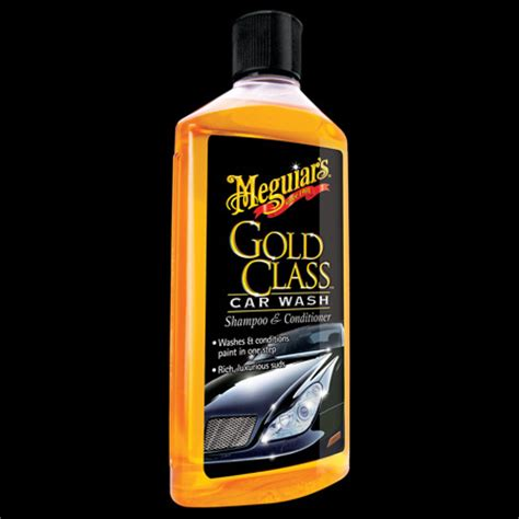 Meguiars Gold Class Car Wash Shoo Conditioner Mobil 1 meguiars gold class car wash shoo conditioner 473ml creative auto