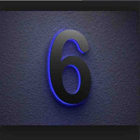 house number sign promotion shopping for