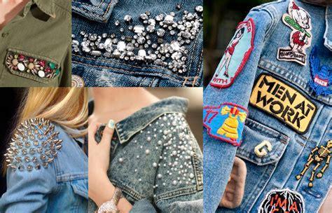 ideas para decorar jeans rotos chaquetas vaqueras de moda 7 estilos diy abalorioscdb