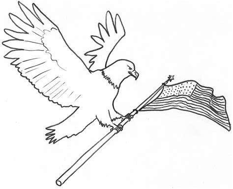 coloring pages bald eagle and us flag mexico flag eagle coloring page coloring pages