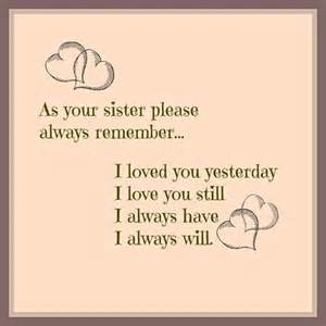 I Love You Sister Quotes by 25 Best Brother Sister Quotes On Pinterest Sibling