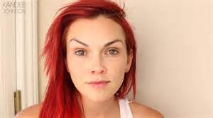 How To Become A Makeup Artist Online Youtube Star Becomes Ruby Rose In Just Two Minutes With Contacts And Contouring Daily Mail Online