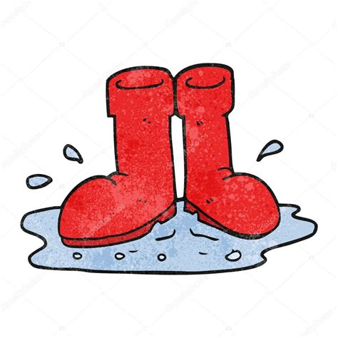 imagenes navideñas de botas animadas dibujos animados textura wellington botas en charco