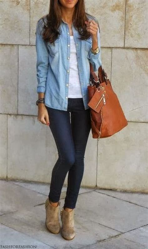 jean outfits on pinterest 17 best ideas about denim shirt outfits on pinterest
