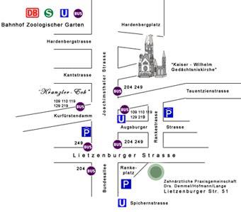 Parkhaus Bahnhof Zoologischer Garten by Th Hofmann Dr M Lange Zahn 228 Rzte