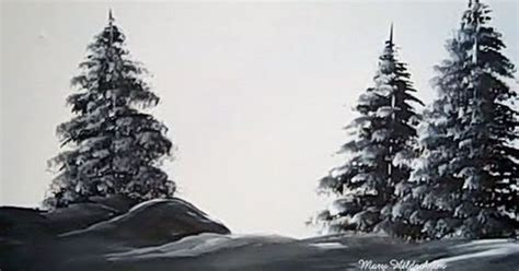 acrylic painting evergreen trees learn how to paint easy evergreen trees you can paint