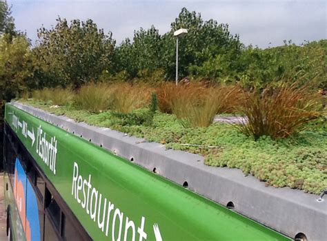 phytokinetic lightweight green roof system for city buses and vehicles