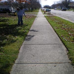 Landscape Edging By Sidewalks Landscape Edging Options Lawn Edger Ames Iowa