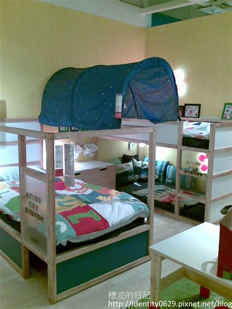 ikea beds for kids how to arrange the ikea kura bunk bed for 3 kids pretty
