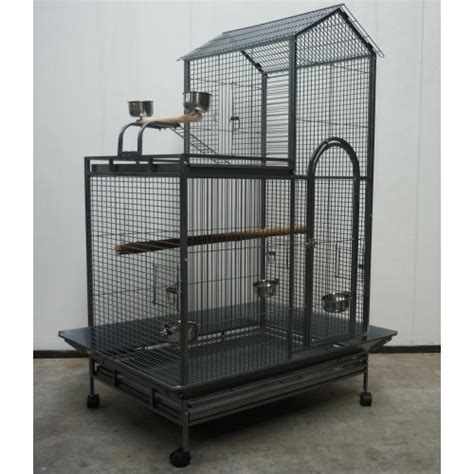 large bird cages large bird cage parrot aviary open roof 161cm ezy deal