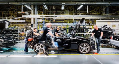 mercedes factory mercedes favouring poland instead of russia for car