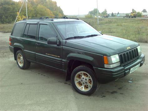 1997 Jeep Grand 1997 Jeep Grand For Sale 4000cc Gasoline