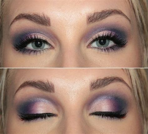 Eyeshadow For Blue blue makeup purple eyeshadow to remember thin hair purple