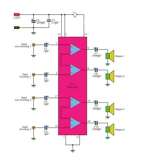 bridgeable lifiers basic car audio electronics