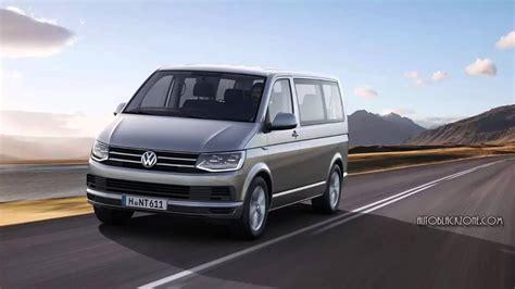 volkswagen minibus 2016 2016 volkswagen transporter t6 generation of tdi