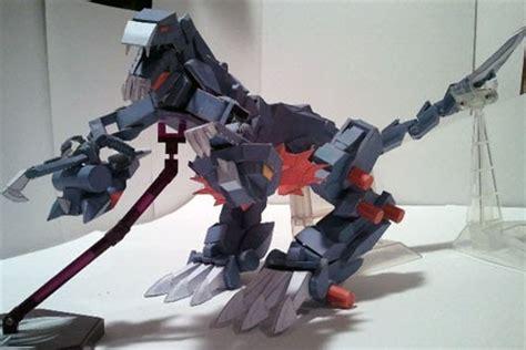 Zoid Papercraft - zoids saga geno hydra papercraft paperkraft net free