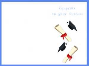 congrats on success card