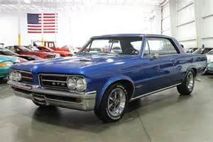 1964 Pontiac Tempest Gto 1964 Pontiac Tempest With Pictures Mitula Cars