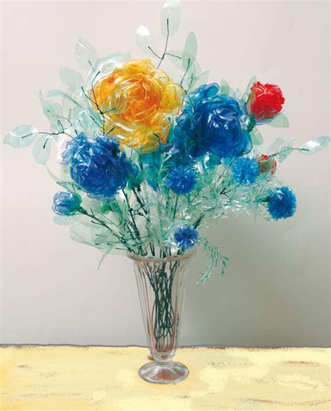 come fare fiori con bottiglie di plastica fai da te i fiori di plastica bricoportale fai da te e