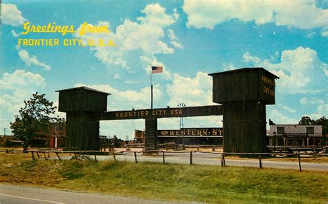 Search Oklahoma City Frontier City Oklahoma City Historical Postcards Oklahoma City Real Estate