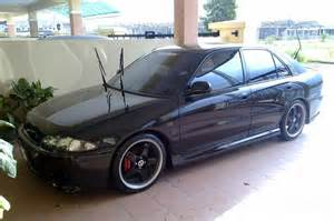 Proton Wira Modified Proton Wira Se