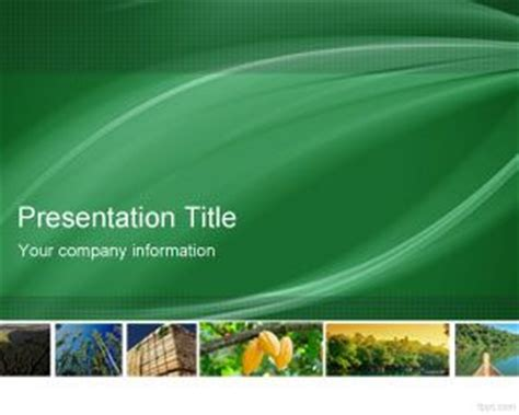free ecology ppt themes eco green powerpoint templates for presentations