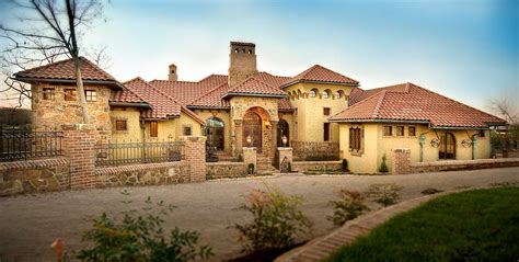 tuscan houses incredible old world tuscan ramsey building new home