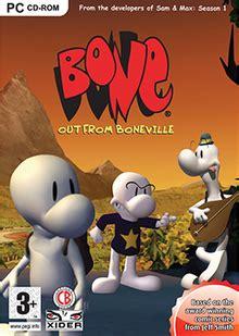 game of bones bone bone out from boneville wikipedia