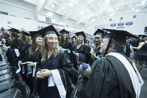 Georgetown Mba Diversity Weekend by Georgetown Graduates Thousands Of Students During