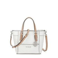 Guess Tas Delaney Zwart zomer tas guess tas floral chain tote kopen fashion floral