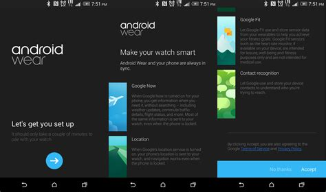 install app for android how to set up your android wear android central