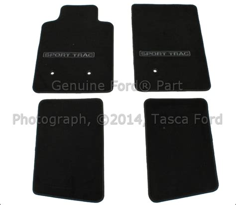 Sport Trac Floor Mats by Brand New Oem Carpet Contour Floor Mats 2007 2010