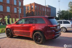 srt jeep 2017 jeep grand srt 8 2017 2 pa 188 dziernik 2017