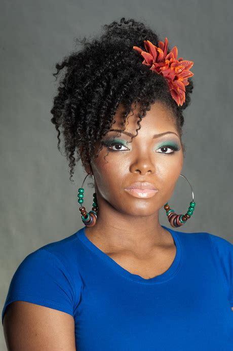natural twist hairstyles  black women