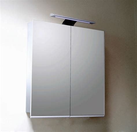 illuminated bathroom mirror cabinet noble primo aluminium illuminated mirror cabinet uk