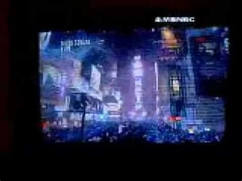 Watch Drop 2009 New Years 2009 New York Ball Drop Live Youtube