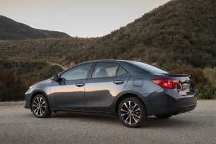 Toyota Corollas 2017 Toyota Corolla Reviews And Rating Motor Trend