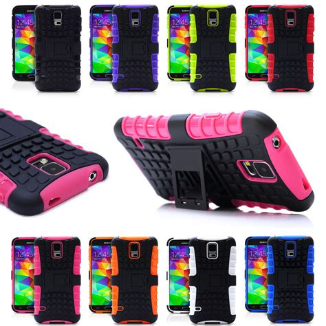 Gf 0105 Size 36 40 for galaxy s5 shockproof kickstand hybrid cover