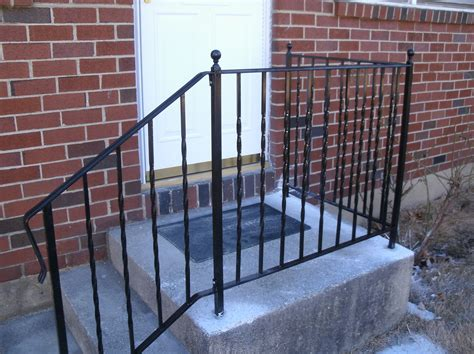 Outdoor Banisters And Railings by Outdoor Wrought Iron Railings America S Best Lifechangers