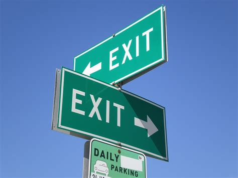 Exit A investment banking exit opportunities the myth of the buy