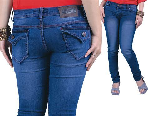 Wanita Denim Celana jual celana wanita celana panjang wanita nu 064 sahabat olshop