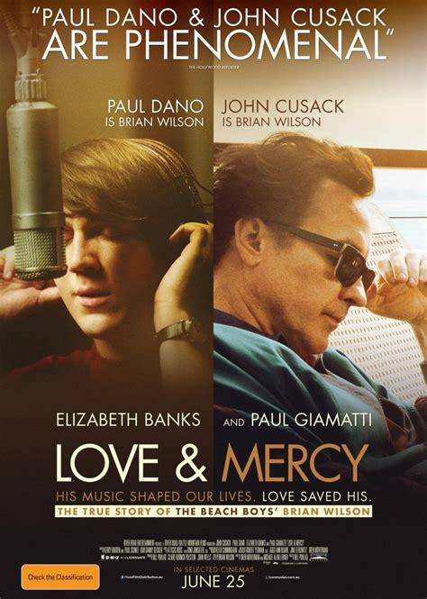 Film Love Mercy | love mercy film review everywhere