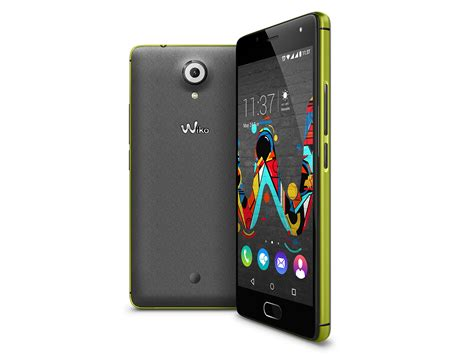 Touchscreen Wiko F122 1 wiko u feel notebookcheck net external reviews