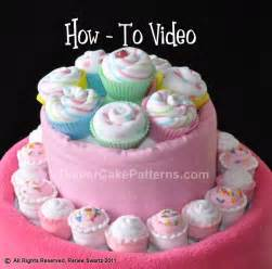 Diaper cake video related post diaper cake instructions for dummies