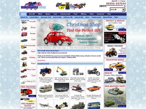 Mini Model Shop Rochester