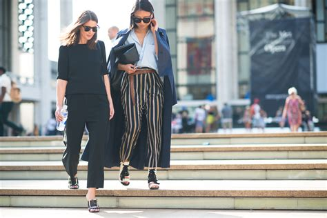 Nyc Fashion Week by Nyfw 2015 Style Flight