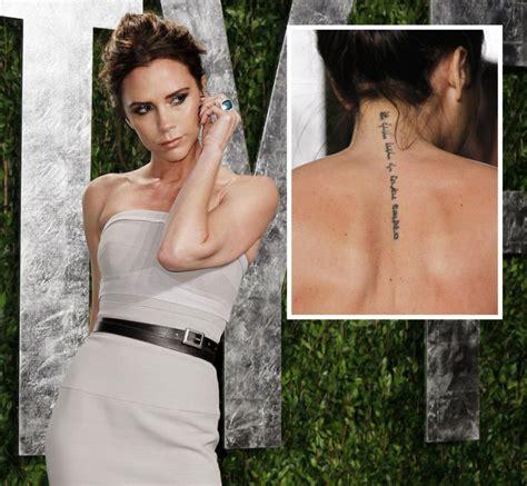 81 tatuaggi delle delle celebrit 224 e dei personaggi