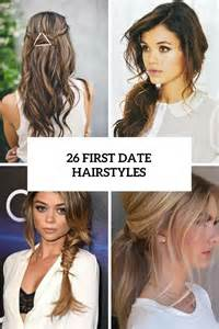 hair styles to cover picture of 26 first date hairstyles cover