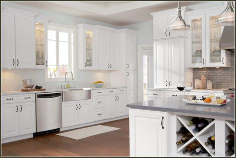 Painting Kitchen Cabinets White by White Painted Kitchen Cabinets